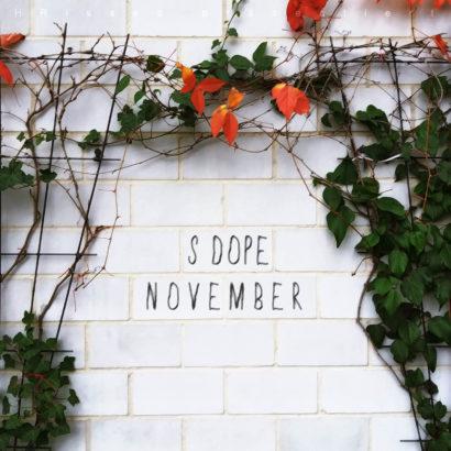 s-dope-november-beat-tape